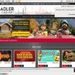 Adler Casino Vip Account