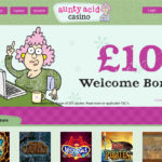 Aunty Acid Casino Website