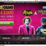 Become Euro Grand Casino Member