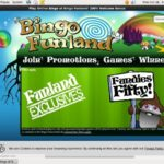 Bingo Funland Add Money