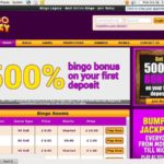 Bingo Legacy Vip Customers