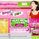 Bingolicious Welcome Offer