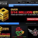 Black Chip Poker Open Account