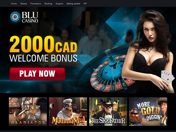 Casinoblu Best Online Casino