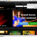 Casino.com Italian New Customer Bonus