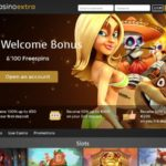 Casinoextra Free Account