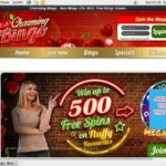 Charmingbingo Uk Site