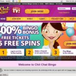 Chit Chat Bingo Poker Rewards