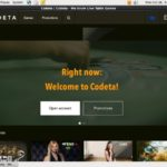 Codeta Website