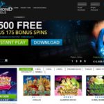 Diamond Reels Casino Bonus Bet
