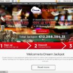Dream Jackpot Free Bet Code