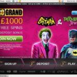 Euro Grand Casino 撲克