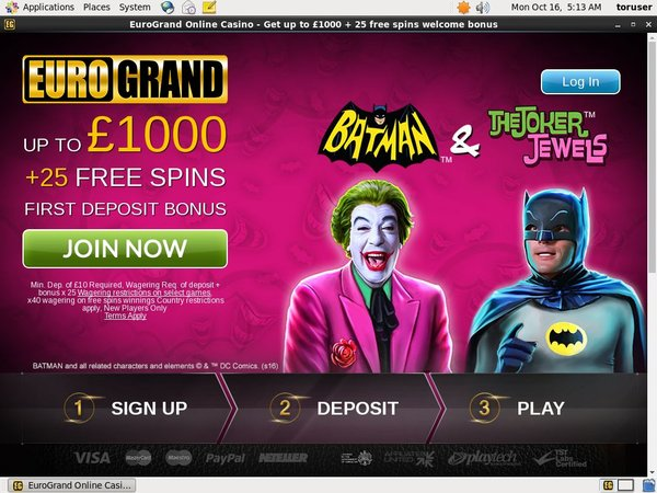 Euro Grand Casino Poker Mac Os X