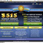 Free Bonus Lion Slots