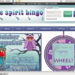 Free Spirit Bingo Dot Pay