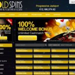 Gold Spins Casino Bonus Code