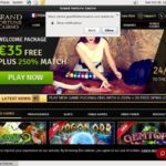 Grand Fortune Casino Euro Bonus