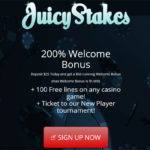 Juicy Stakes Paysafecard