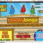 Live Cluckybingo