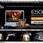 Login To Casino King