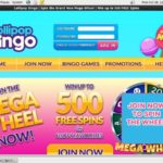 Lollipop Bingo Create New Account