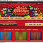 Mightyslots Signup