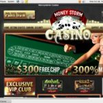 Moneystorm Casino Betting Offers