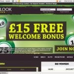 Newlookbingo Register Bonus