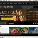 No Deposit Casinosplendido Bonus