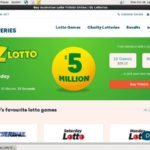 Oz Lotteries Games