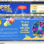 Pay By Phone Empire Bingo
