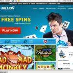 Play Million Paypal Bonus