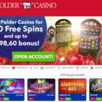 Poldercasino Account Bonus