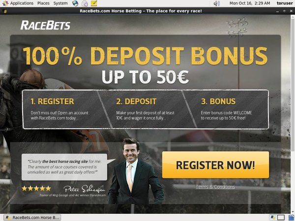 Racebets Sports Betting