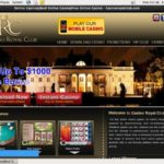 Royal Casino Club Deposit Code