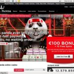 Royal Panda Discover Card