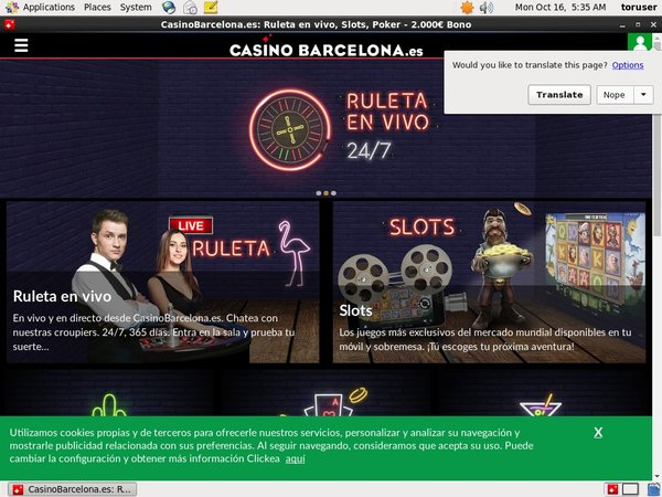 Sign Up For Casino Barcelona