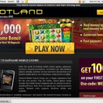 Slot Land Mobile No Wagering