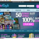 Slots Cafe Online Casinos