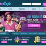 Slots Cafe Sign Up Deal
