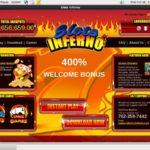 Slots Inferno Bonusu