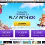 Sugarbingo Casino Sites