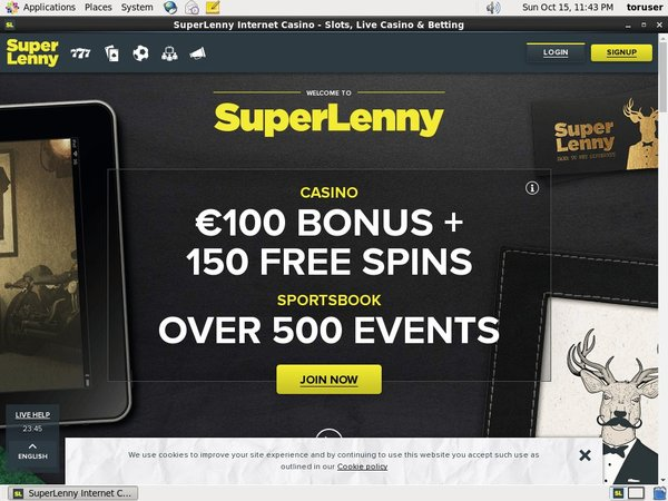 Superlenny Limited Deal