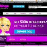 Timebingo New Account Promo