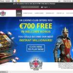 UK Casino Club 레지스터