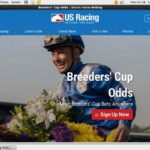 US Racing Joining Bonus