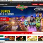 Vegas2web Signup Bonus Offer