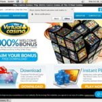 Virtual Casino Bonus Slots