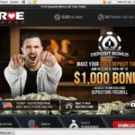 Welcome Bonus True Poker