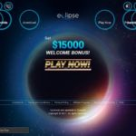 Welcome Eclipsecasino Bonus
